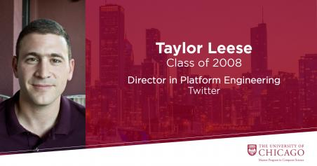 Taylor Leese University of Chicago MPCS